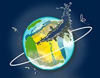 كوكب مصر Kawkab Masr- LOGO