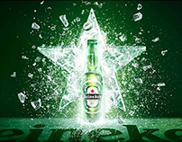 Heineken Extra Cold Ipad game