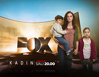 KADIN FOX TV IDENT