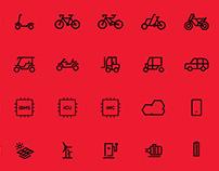 MorAmp Brand Icons