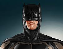 Batman: Justice League (Tactical Suit)