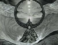 Eternal Armageddon Album Cover Illustration
