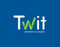 Branding / Twit Esporte e Saúde