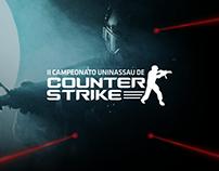 Counter-Strike Championship Hotsite