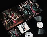 AroarA 'In the Pines' Double LP Album