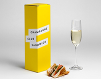 Champagne Club Sandwich