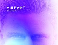 Blur Vibrant Gradient Backgrounds Free Download