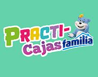 Practi-Cajas Familia®