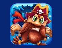 Frozen: Pirates adventures (iOS Game)