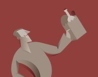 Cibo.li logo design