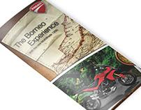 2011 Ducati Borneo Experience - Leaflet