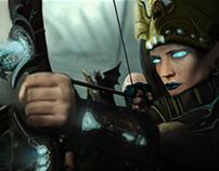 Dark archers