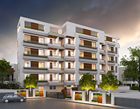 Low Cost Residential Building