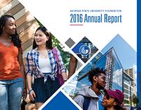 GSU Foundation 2016 Annual Report