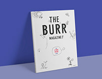 The Burr Magazine // I FEEL THAT