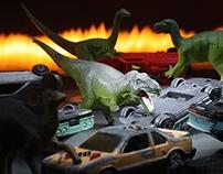 Dinosaurs Ruled the World