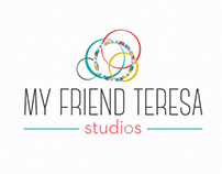 My Friend Teresa Studios Brand Overhaul
