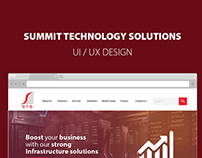 Summit Technology Solutions - Website Redesign