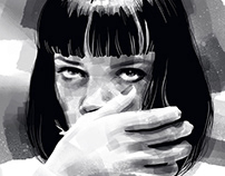 Mia Pulp Fiction