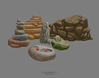 Assets for my personal project