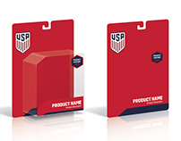 U.S. Soccer Licensed Product Packaging Program