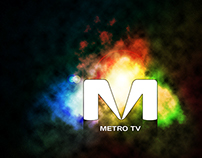 Metro TV promotion posters