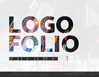 LOGOFOLIO - Vol. 1 / Krea Design