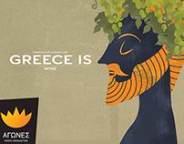 Greece is Wine