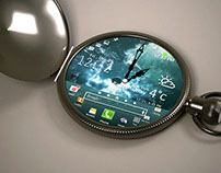 Smart Pocket Watch