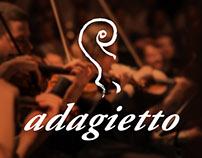 Adagietto [Identidad Corporativa]