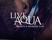 Experience your Senses by Live Aqua