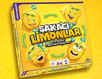 Şakacı Limonlar Packaging