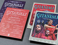 'Gitanjali [I feel the earth move]' publicity materials