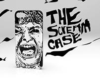 The scream case is a scream.