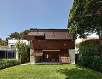 Pittwater House by Andrew Burges Architects