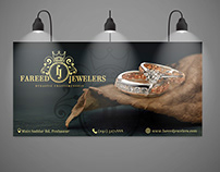 Fareed Jewelers Centre Media Advertisement