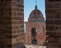 Offagna - il castello