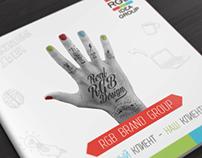 RGB brand group catalog