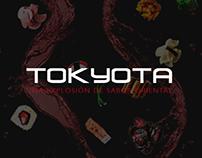 Tokyota Cena Maridaje - Sushicage - Swissôtel Lima