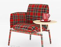 """SODA Scotland"" | stylish line"