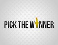 Pick the Winner - @Apollo Digital Media