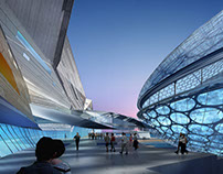 Marina Bay Integrated Resort Competition