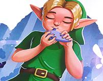 Fanart Zelda