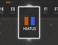 Hiatus | Data-driven Movie-Booking Experience