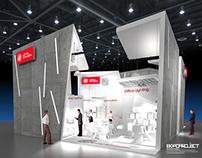 Exhibition stand Lighting Technologies