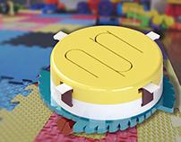 CAKE | DIY Drum Toy