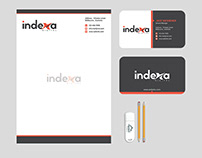 Corporate Letterhead & Business Card