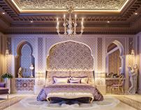 Al-Jiyad / Master Bedroom