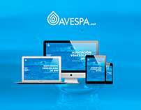 AVESPA | Website | Landign Page