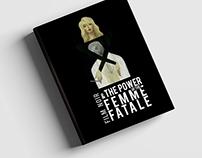 Femme Fatale Book Mockup